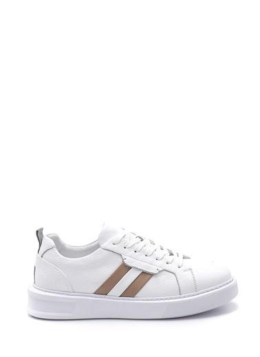 Derimod Erkek Ayakkabı(1119) Sneaker Beyaz